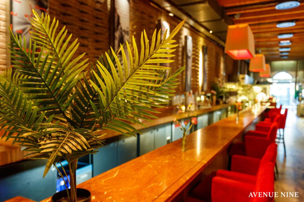 caribisch surinaams restaurant avenue nine
